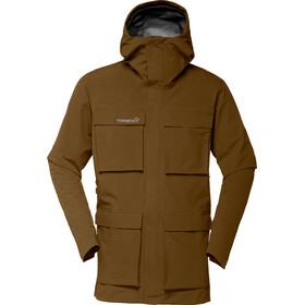 Norrøna Svalbard Gore-Tex Jacket Herr brown sugar